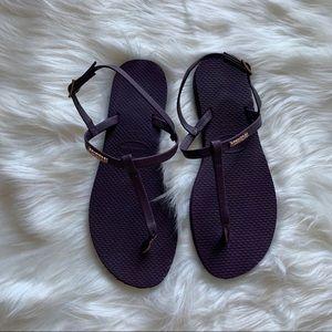 Havaiannas strappy sandles authentic
